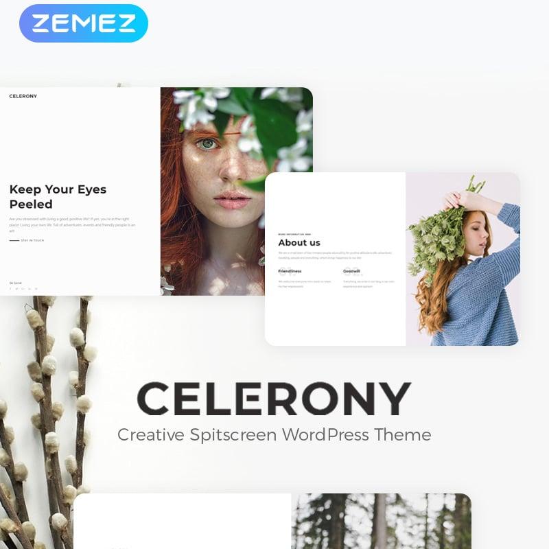 Elementor WordPress Theme