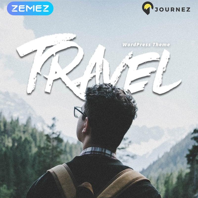 Travel Elementor WordPress Theme