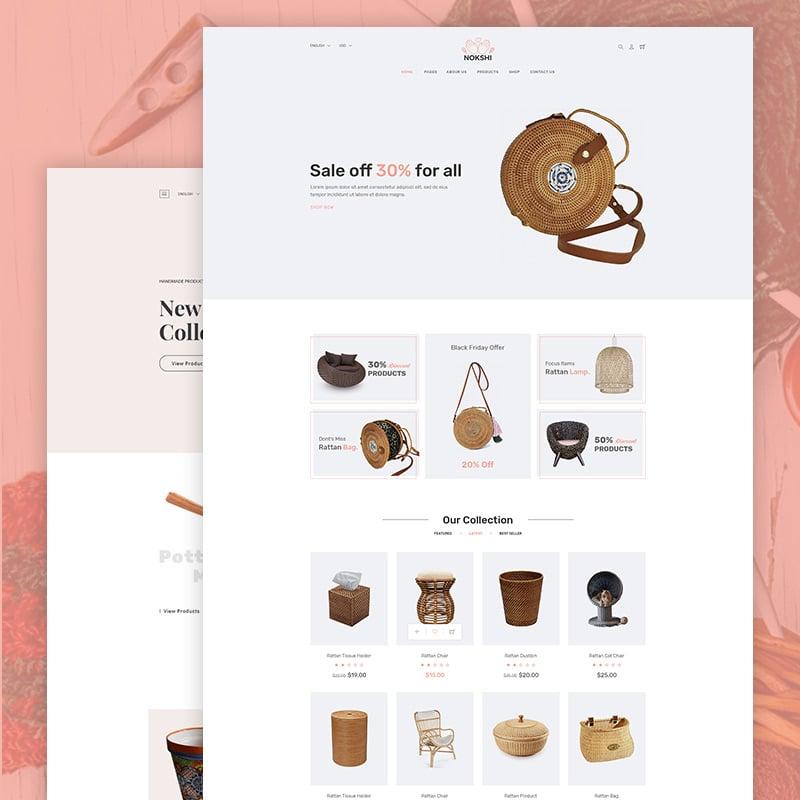 Craft Shopify Theme