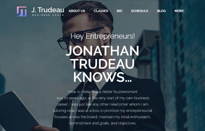 J.Trudeau
