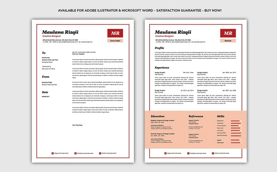 40 Free Printable Resume Templates 2019 To Get A Dream Job