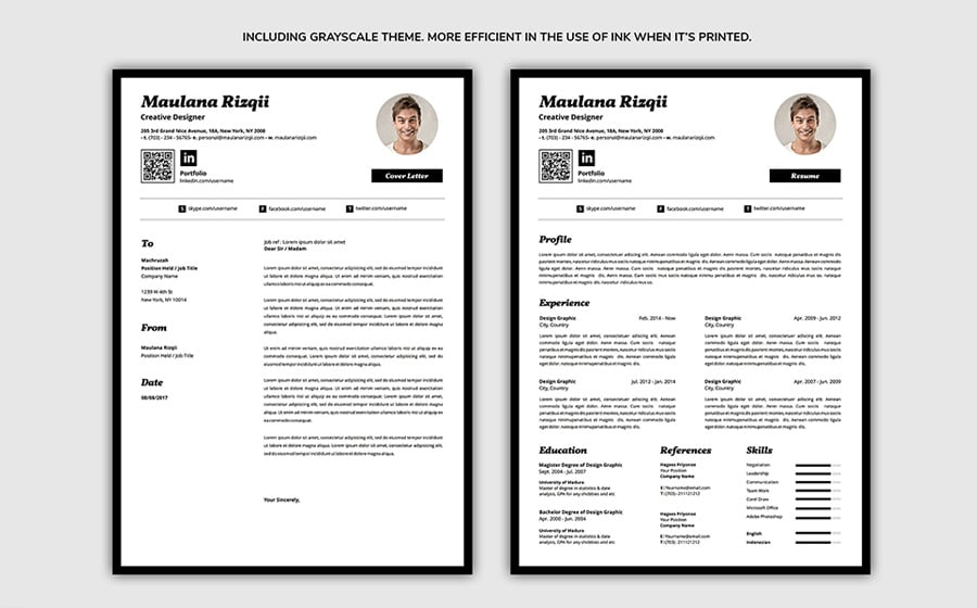 40 Best 2020 S Creative Resume Cv Templates Printable Doc
