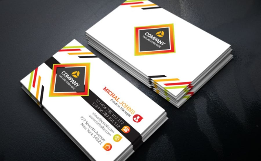 Corporate Identity graphic design pack image
