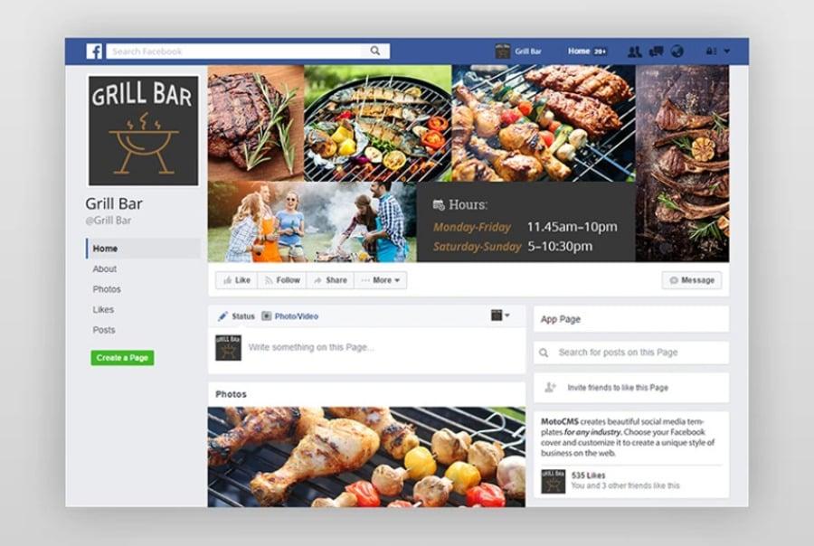 Facebook Cover Photos bundle image