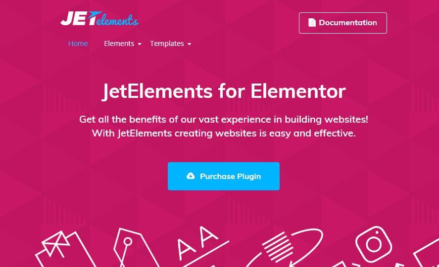 jet elements for elementor