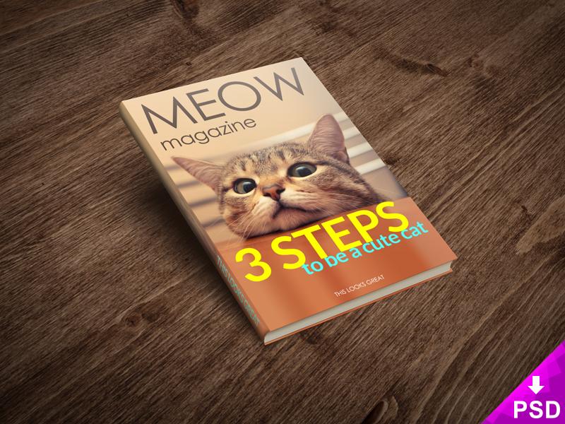 Cat-Magazine-Mockup