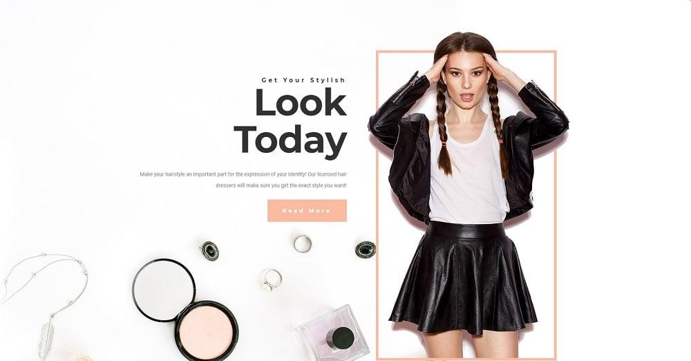 Gracia - Beauty Salon Pro Elementor Template