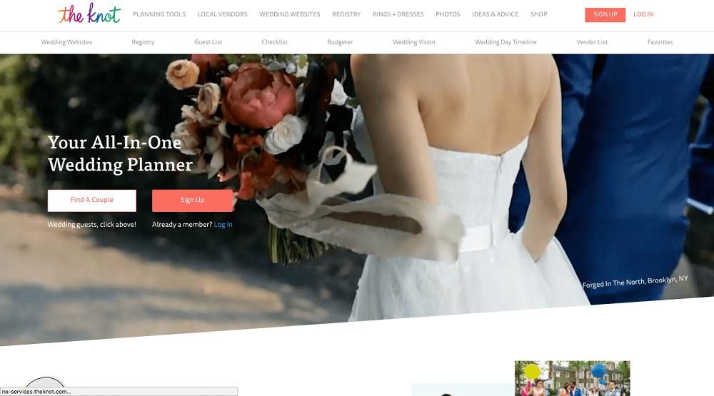 Best Wedding Websites.10 Best Wedding Website Builders Of 2019