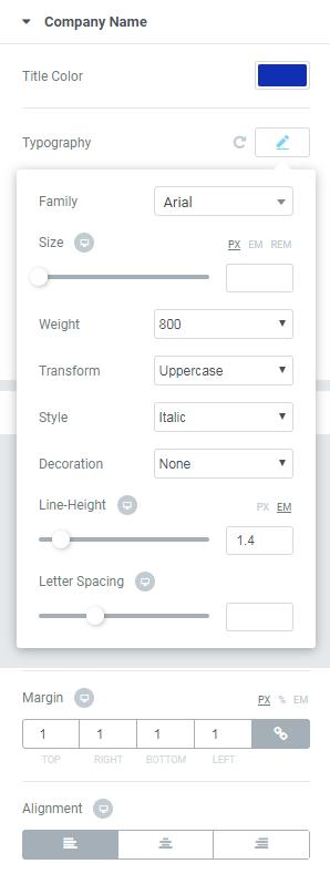 wordpress elementor themes