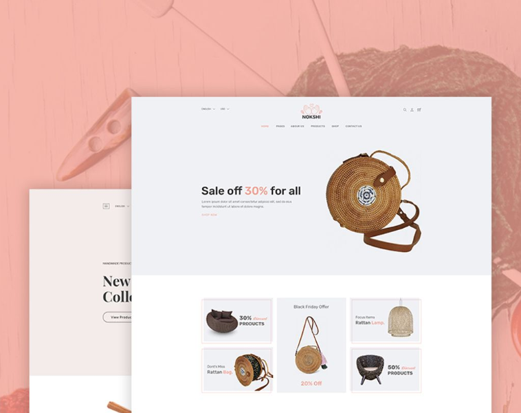 Interior Shopify Templates