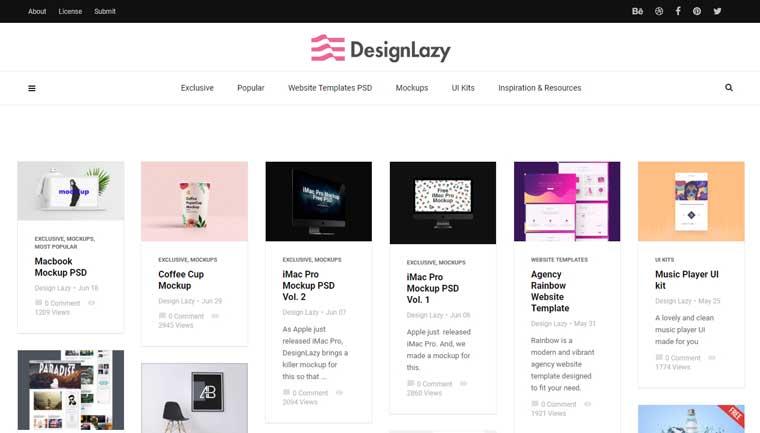 DesignLazy.