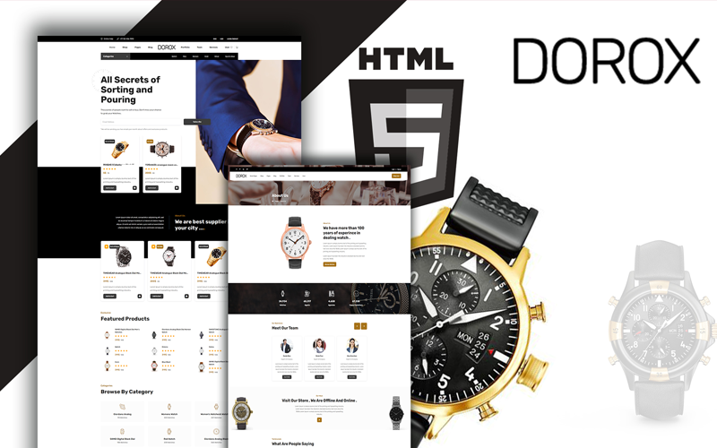 dorox-luxurious-accessories-website-template