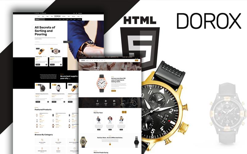 dorox-luxurious-accessories-website-template