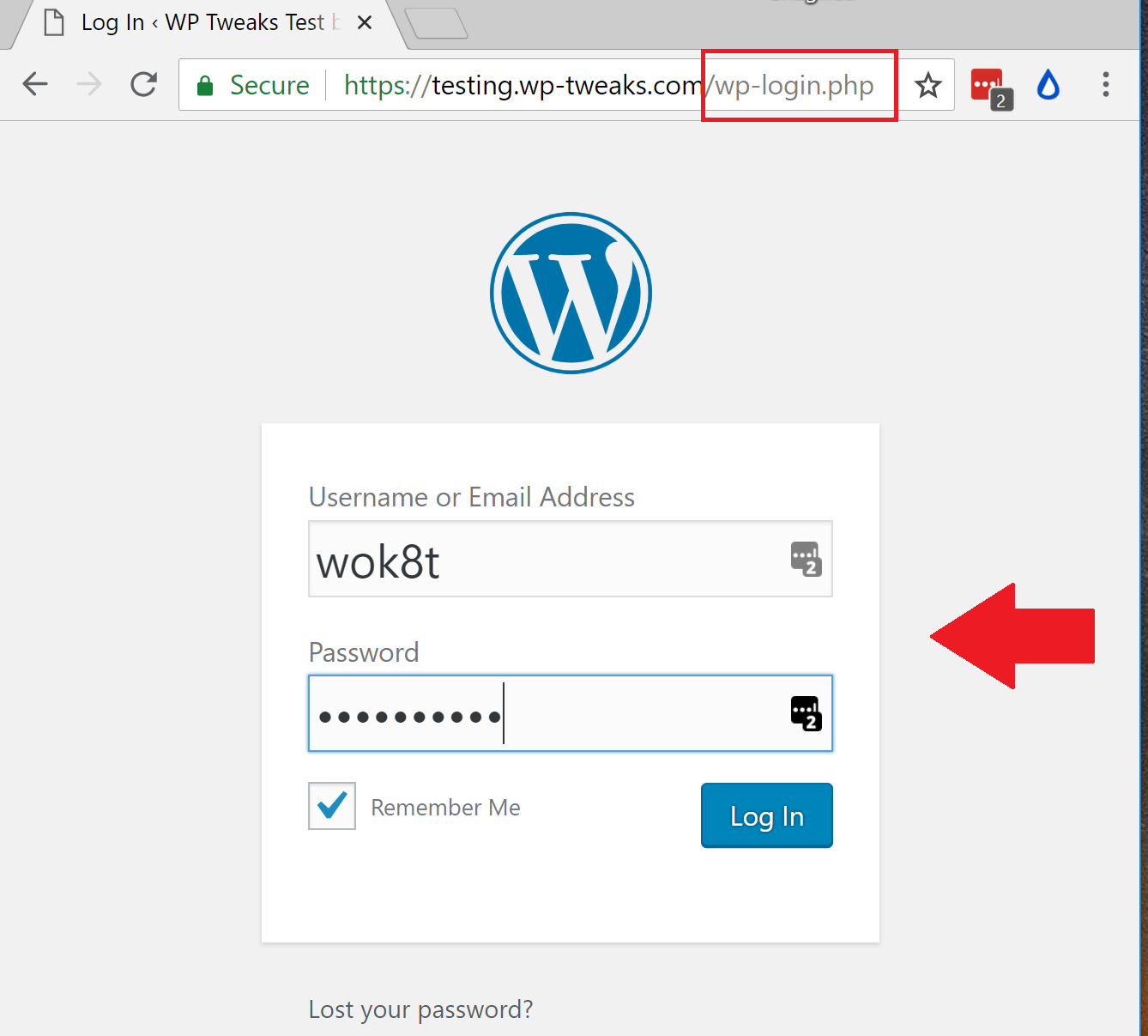 how to change the wordpress login page without a plugin  hiding the wordpress login page