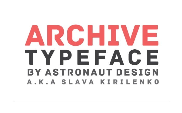TOP 100 Free Fonts for Designers