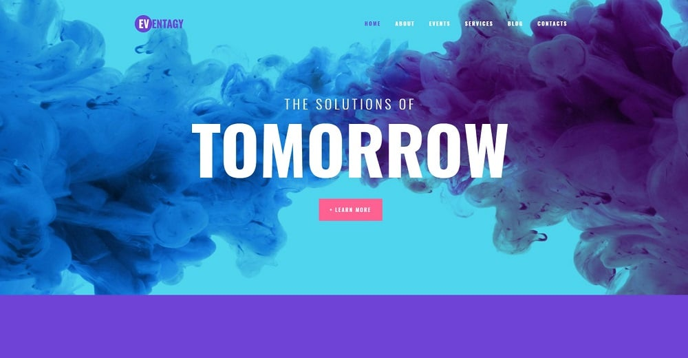 Eventagy - Event Agency Elementor WordPress Theme