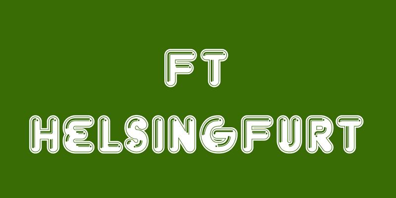 FT Helsingfurt Font
