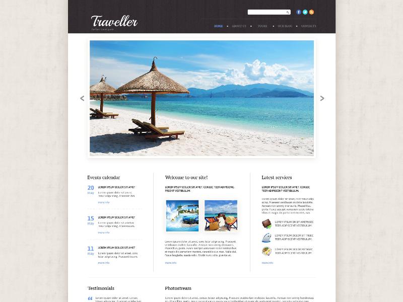 Travelling Website