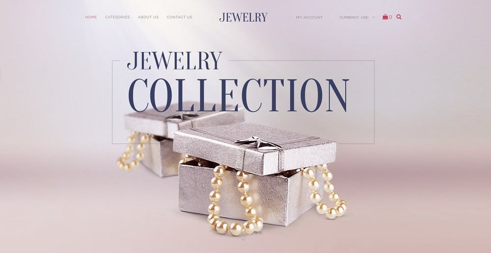 Jewelry - Luxury Collection Shopify Theme