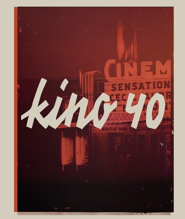 KINO 40 (free font)