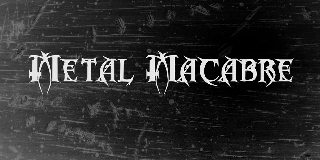 Metal Macabre