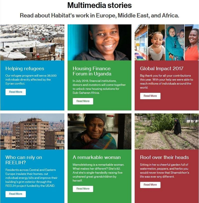 multimedia stories