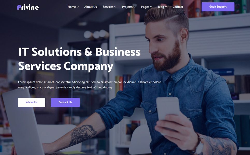 privine-it-solutions-amp-business-services-website-template
