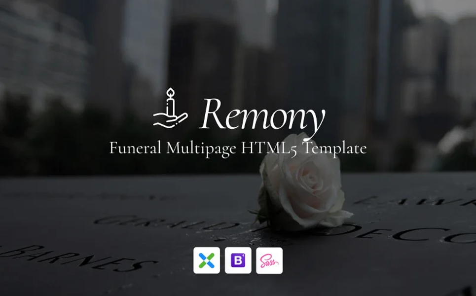 remony-funeral-home-responsive-website-template
