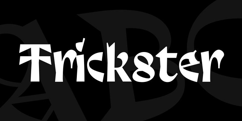 Trickster Font