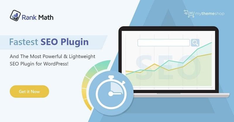 WordPress SEO Plugin - Rank Math