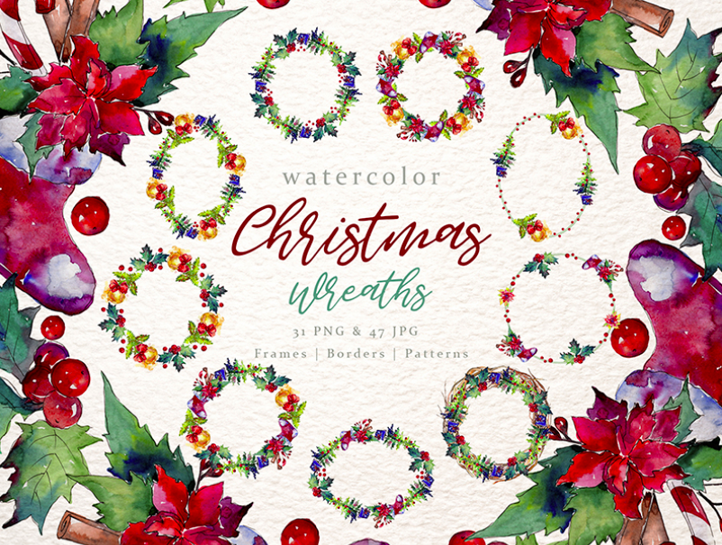 Christmas Collection PNG