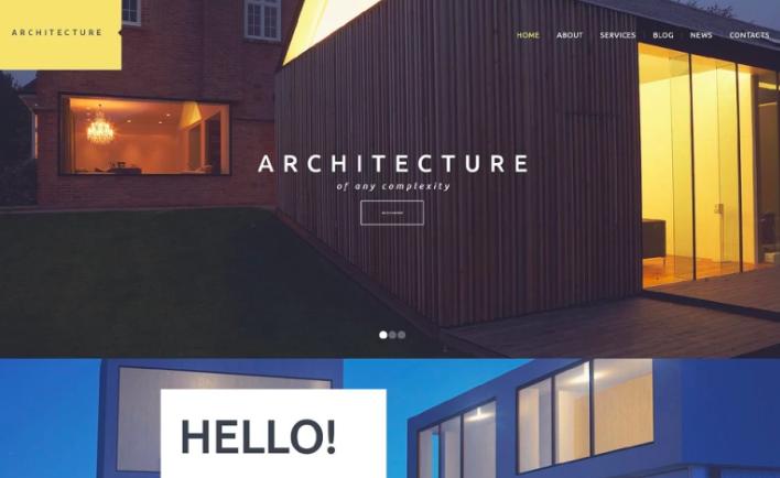 architecture templates