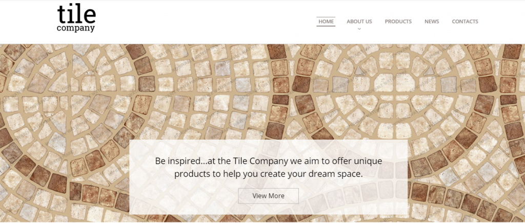 Furniture Website