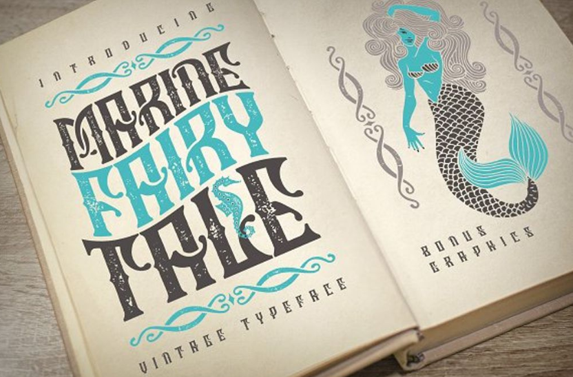 creative Trendy fonts