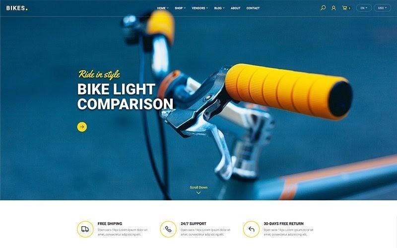 Bikes - Shop WooCommerce.