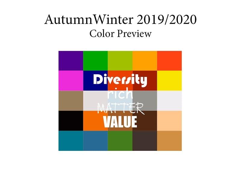 autumn winter color preview