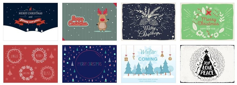 Christmas Illustrations by Vecteezy