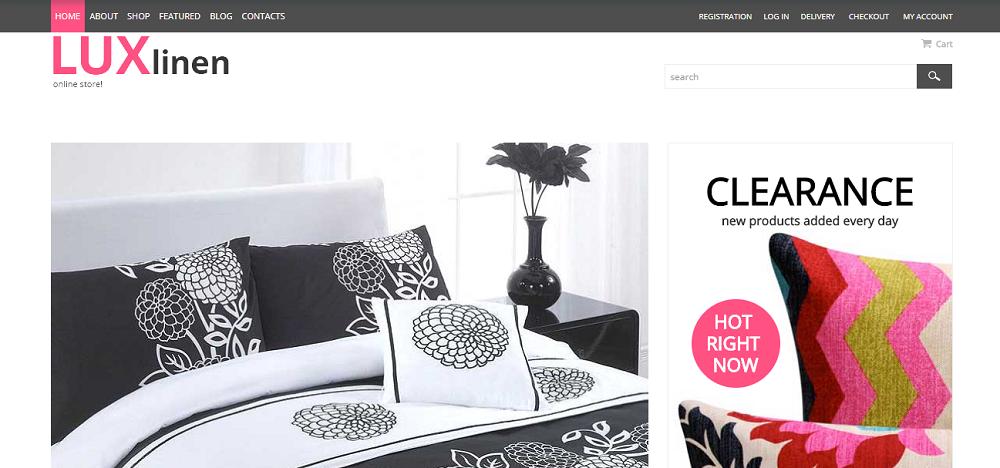 Home Decor Responsive WooCommerce Theme