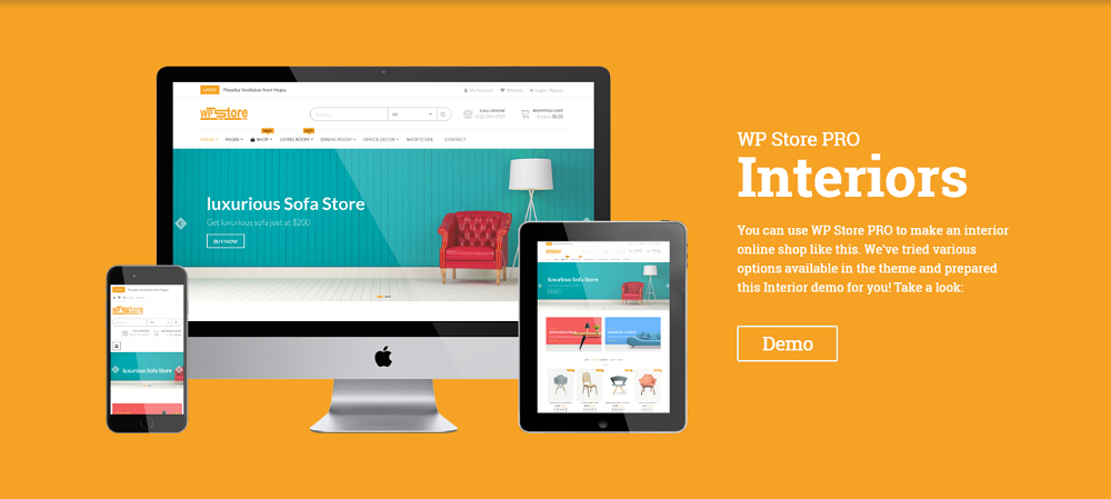 WP Store Pro - WooCommerce Theme