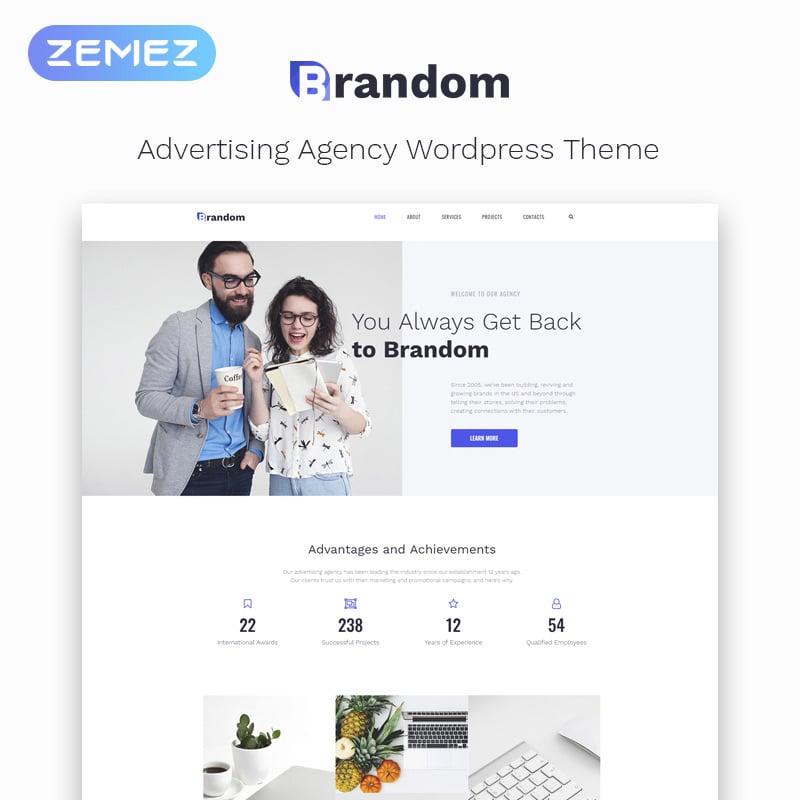 Multipurpose Minimal Elementor WordPress Theme $75 WordPress