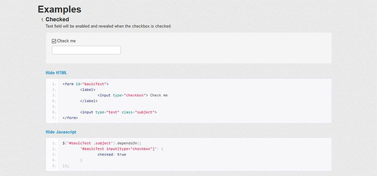 10 JavaScript & CSS Tools to Make Your Forms look Good