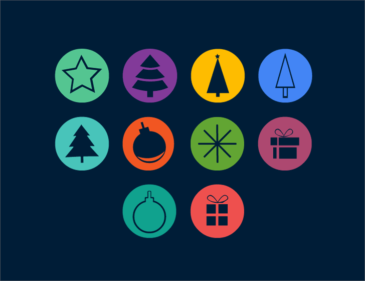 Christmas Go Font