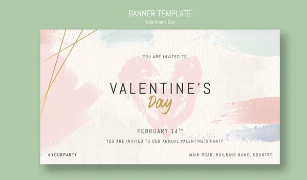 banner-template-invitation-valentine-s-day