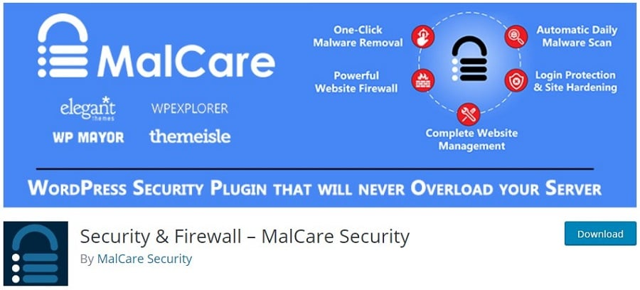 Security & Firewall – MalCare Security