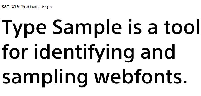Tipo de muestra