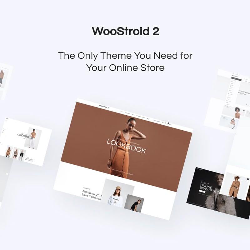 Multipurpose WooCommerce Elementor Theme