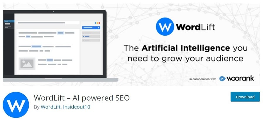 WordLift – AI powered SEO