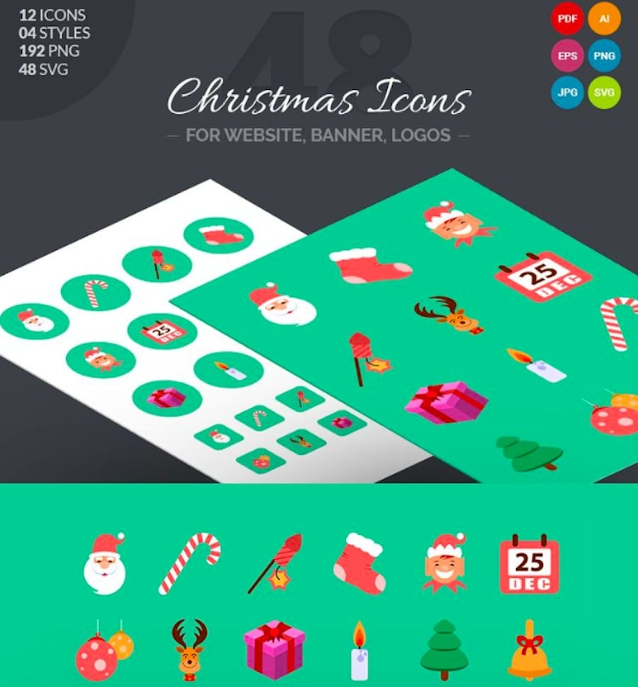 15 Premium Icon Sets for Your Web Graphics