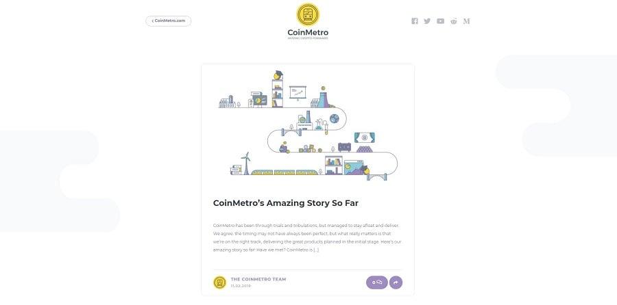 CoinMetro Blog