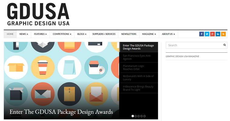 Graphic Design USA.